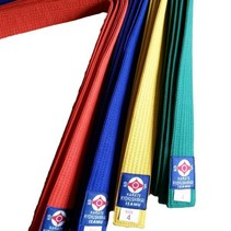 STANDARD KYOKUSHINKAI COLOR KYU BELTS