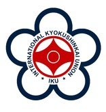 IKU INTERNATIONAL KYOKUSHINKAI UNION  LOGO BORDURING