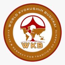 World Kyokushin Budokai Logo borduring