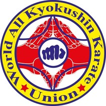 WORLD ALL KYOKUSHIN KARATE UNION LOGO EMBROIDERY