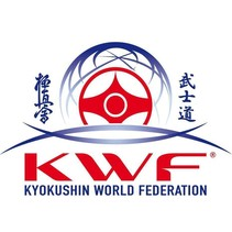 Kyokushin World Federation logo embroidery