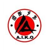 AIKO ASHIHARA II Logo borduring