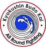 IBK KYOKUSHINKAI BUDOKAI - ALL ROUND FIGHTING LOGO BORDURING