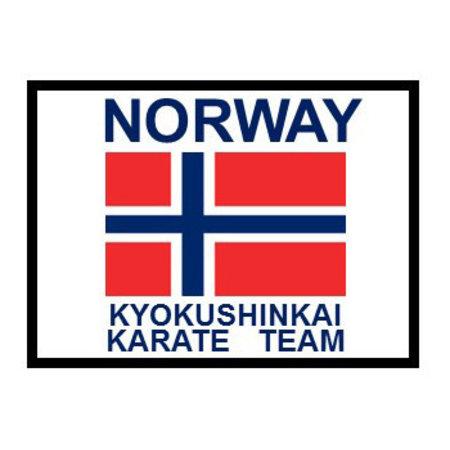 ISAMU NORWAY KYOKUSHINKAI KARATE TEAM BORDURING