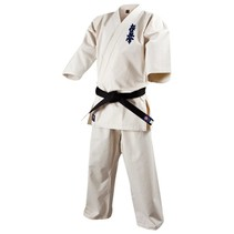 UNBLEACHED K200 KYOKUSHINKAI FULL CONTACT COMPETITION KARATE GI