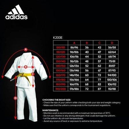 Adidas Adidas Karate suit K200 Kids