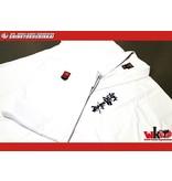 ISAMU ISAMU SHINKYOKUSHINKAI Superior Karate Competition GI Bright White - K7450
