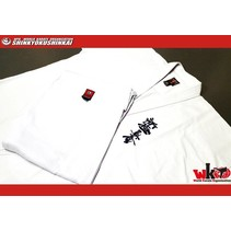 SHINKYOKUSHINKAI Superior Karate Competition GI Bright White