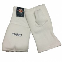 ELASTIC KARATE PROTECTION HAND MITTS With thumb