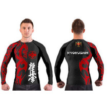 "KYOKUSHIN ""ATTACK"" FIGHT RASHGUARD"