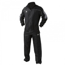 TEAM TRACKSUIT-BLACK/WHITE