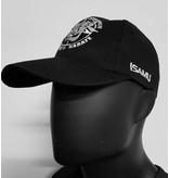 ISAMU Kyokushin Oyama Karate Cap-Zwart