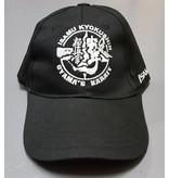 ISAMU Kyokushin Oyama Karate Cap-Black