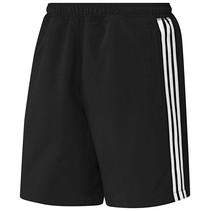 T16 broekje heren zwart/wit