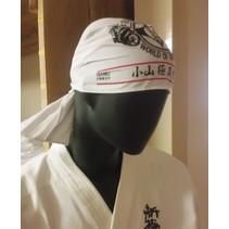 Kyokushin karate headscarf / bandana