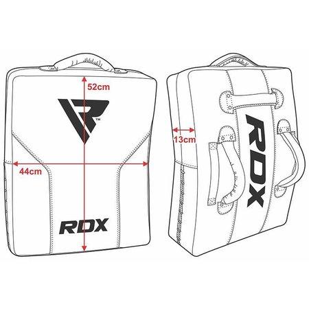 RDX SPORTS RDX T2 Curved Kickshield