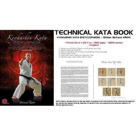 SHIHAN KRON Kyokushin Kata Encyclopedie