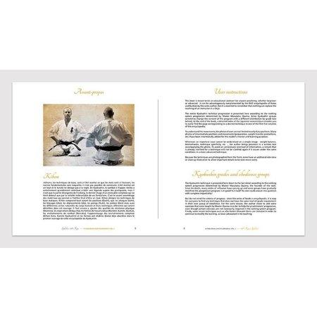 SHIHAN KRON 5 VOLUMES - KYOKUSHIN SYLLABUS ENCYCLOPAEDIA