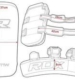 RDX SPORTS RDX T1 Curved Thai Pad