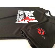 Real fightgear T-shirt - Black