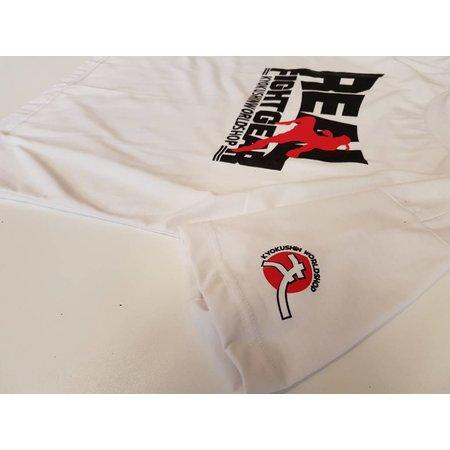 REALFIGHTGEAR REAL FIGHTGEAR T-SHIRT - White