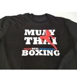 REALFIGHTGEAR TEAM REAL FIGHTGEAR Muay T-shirt