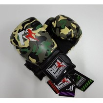 Boxing Gloves - Camo Green