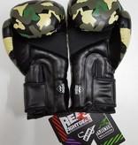 REALFIGHTGEAR Real Fightgear Boxing Gloves - Camo Green