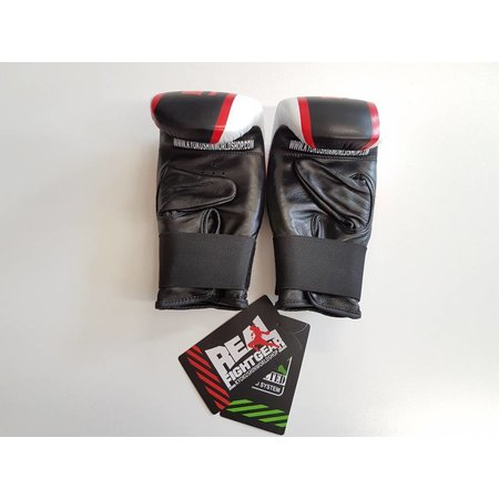 REALFIGHTGEAR Real Fightgear BGBW-1 Bag Gloves - Black