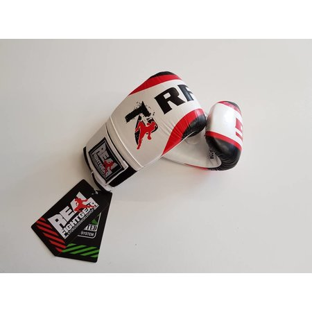 REALFIGHTGEAR Real FightGear BGWB-1 Bag gloves - White