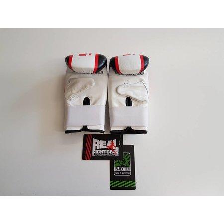 REALFIGHTGEAR Real FightGear BGWB-1 Zak handschoenen - Wit