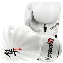 HAYABUSA Ikusa Boxing gloves 10 oz - White