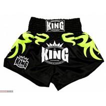 KING-KTBS 33 KICKBOX SHORT BL/BR