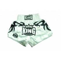 King kickboks tribal broekje wit XL