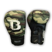 kids (kick) boxing gloves - BG Youth Camo