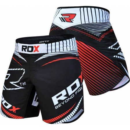 RDX SPORTS MMA Short R1 - Red
