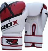 RDX SPORTS (Kick)Boks handschoenen F7 - Groen, rood en blauw