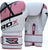 RDX SPORTS Dames (Kick)Boks handschoenen F7 - Roze