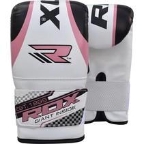 bag gloves - pink