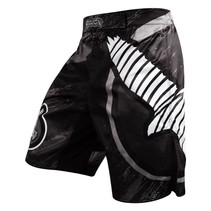 Chikara 3 Fight Shorts - Black