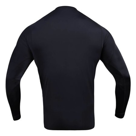 HAYABUSA HAYABUSA Haburi lange mouwen Rashguard shirt - Black