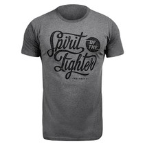 Classic Spirit of the Fighter Shirt - Grey