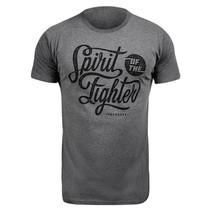 Classic Spirit of the Fighter Shirt - Grijs