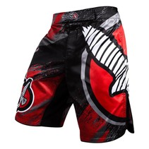 Chikara 3 Fight Shorts - Red