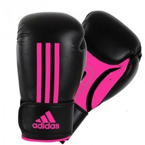 Energy 100 (Kick)Bokshandschoenen Zwart/Roze