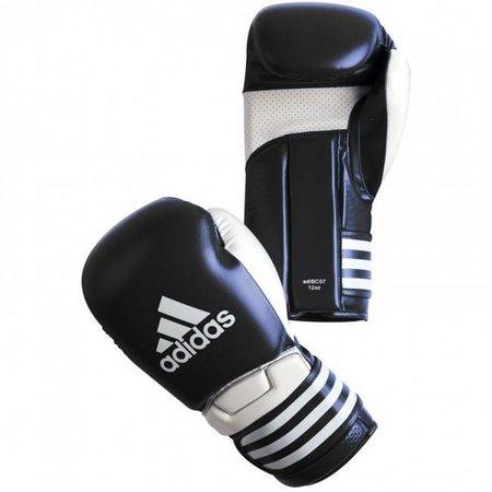 """Adidas  Tactic Pro """"Peter Aerts"""" Kickbokshandschoenen Dynamic Zwart/wit"""