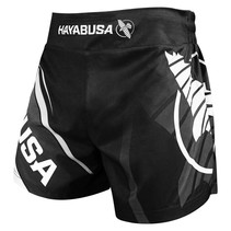 Muay thai kickboxing shorts 2.0 black