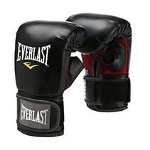 MMA zakhandschoenen Zwart