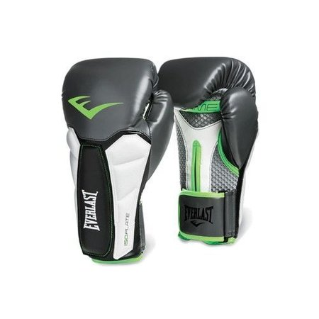 Everlast Prime boxing glove black / gray
