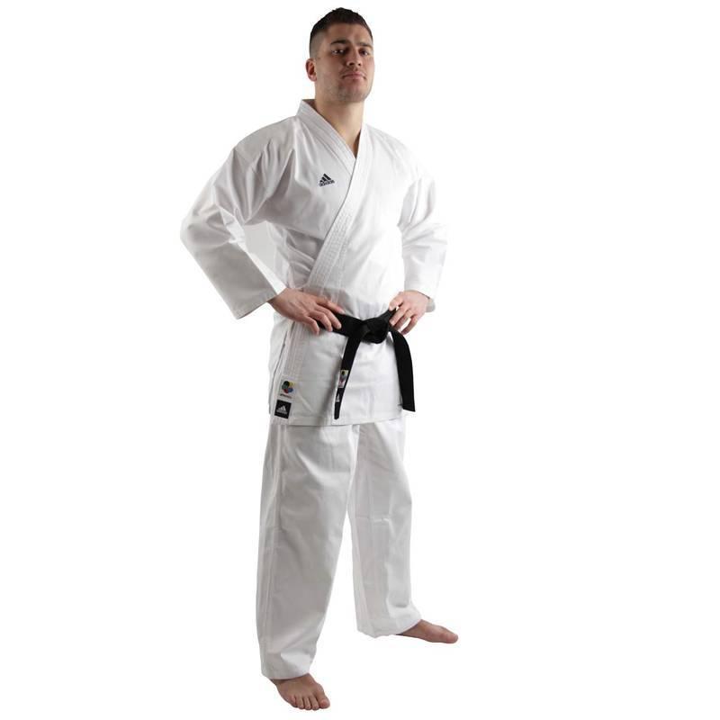 De acuerdo con patio Compulsión  Karate gi K220C Club WKF | Budoworldshop